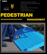 Click here for more information on Pedestrian Management